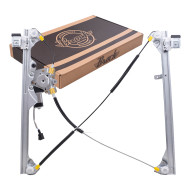 GMC Yukon Cadillac Chevrolet Pickup Truck SUV New Drivers Front Power Window Lift Regulator with Motor Assembly