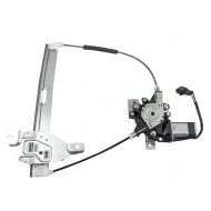 00-05 Chevrolet Impala Passengers Rear Power Window Lift Regulator with Motor Assembly