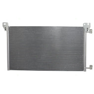 Cadillac Chevrolet Hummer GMC Pickup Truck SUV New AC A/C Condenser Cooling Assembly