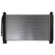 Cadillac Chevrolet GMC Pickup Truck SUV New Radiator Assembly Aftermarket