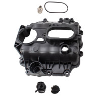 96-07 GM Pickup Truck SUV 4.3L New Upper Intake Manifold Kit w/ Gasket, Valve and Plastic Fitting