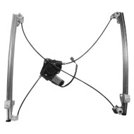 96-00 Caravan Town & Country Voyager New Drivers Power Window Lift Regulator with Motor Assembly