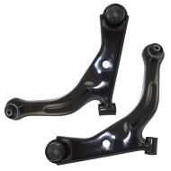 Ford Escape Mazda Tribute Mercury Mariner New Pair Set Lower Front Control Arm Kit w/ Ball Joint & Bushings