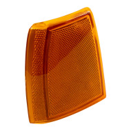 Ford Bronco II Explorer Ranger Pickup Truck New Drivers Front Signal Marker Light Amber Lamp Assembly