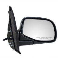 Ford Explorer & Sport SUV Mercury Mountaineer New Passengers Power Side View Mirror Glass Housing
