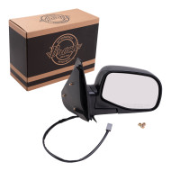 Ford Ranger Mazda Pickup New Passengers Power Side View Mirror Glass Housing Textured Assembly