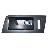 Ford Escape Mazda Tribute Mercury Mariner & Hybrid New Drivers Front Inside Interior Door Handle w/ Black Lever Assembly