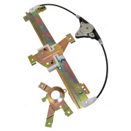 91-94 Ford Explorer SUV New Passengers Rear Power Window Lift Regulator Aftermarket