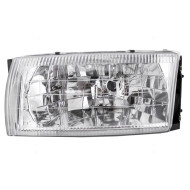 96-98 Mercury Villager Nissan Quest New Drivers Headlight Headlamp Assembly SAE and DOT Stamped