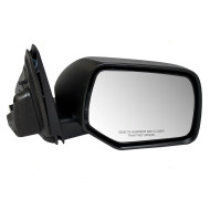 08-11 Mazda Tribute SUV New Passengers Power Side View Mirror Glass Housing Heated Assembly