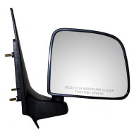 Mazda Pickup Truck Ford Ranger New Passengers Manual Side View Mirror Glass Housing Textured Post Mount