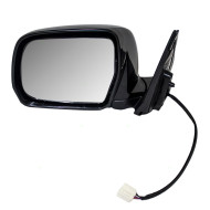 Toyota Highlander & Hybrid Drivers Side View Power Mirror Heated Ready-to-Paint