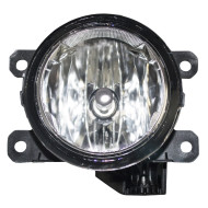 Acura Honda Fiat RAM Jeep SUV Van New Round Fog Light Bumper Mounted Lamp Assembly