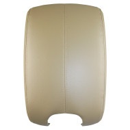 08 09 10 11 12 Honda Accord New Beige Leatherette Center Console Armrest Repair Cover Assembly
