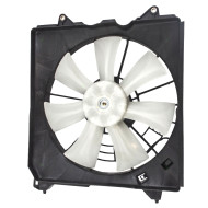 Accord Crosstour TSX 2.4L New Passengers Denso Type A/C AC Condenser Cooling Fan Motor Assembly