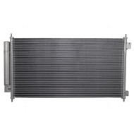 Honda Accord & Crosstour New AC A/C Condenser Cooling Assembly Aftermarket Replacement