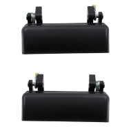 Ford Ranger Mazda Pickup New Outside Exterior Pair Set Plastic Door Handle Assembly