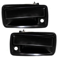 Blazer S10 Envoy Jimmy Sonoma Pickup Truck Bravada New Pair Set Outside Exterior Front Door Handle