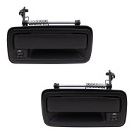Chevrolet GMC Oldsmobile Pickup Truck SUV New Pair Set Outside Front Door Handle Assembly