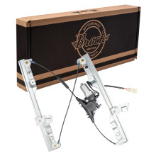 Drivers Front Power Window Regulator w// Motor 6 Pin for Nissan Rogue /& Select