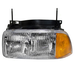 GMC Sonoma Pickup Truck Jimmy SUV New Drivers Composite Halogen Headlight Headlamp Assembly DOT