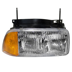 GMC Jimmy Sonoma Pickup Truck New Passengers Halogen Composite Headlight Headlamp Assembly DOT