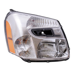 05-09 Chevrolet Equinox New Passengers CAPA-Certified Halogen Combination Headlight Headlamp Lens Housing Assembly