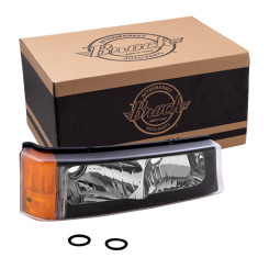 Chevrolet Avalanche Silverado Pickup Truck New Passengers Park Signal Front Marker Light Lamp Assembly