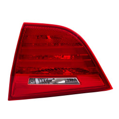 2009-2011 BMW 3 Series E90 Sedan Tail Light Passenger Side Lid Trunk Mounted Lens with Housing