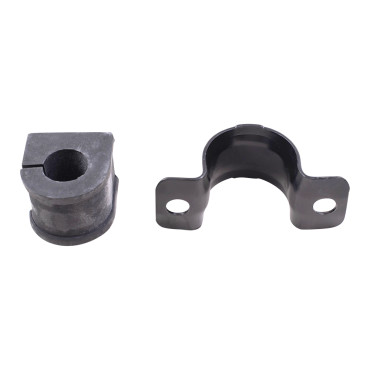 Buick Chevrolet Oldsmobile Pontiac New Front Sway Bar Link Kit with Clamps and Bushings