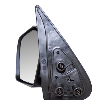 Picture of 00 TY TACOMA MANUAL MIRROR PAINT TO MATCH BLACK FOLDAWAY LH