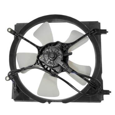 00-01 Toyota Camry Solara 4 Cyl Drivers Radiator Cooling Fan Motor Assembly