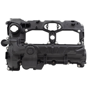 BMW F22 F23 F31 F34 F30 F25 F10 F32 F33 F36 F15 F26 E84 E89 2.0L New Engine Valve Cover w/ Gasket 11127588412