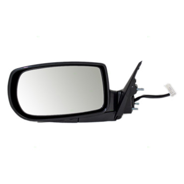 10-16 Hyundai Genesis Coupe New Drivers Power Side View Mirror Glass Housing Heated Signal Assembly