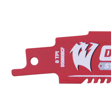 "Picture of DIABLO STEEL DEMON EXTREME METAL RECIPROCATING BLADE | CARBIDE TIPPED FOR THICK METAL (1/8""-1/2"") 