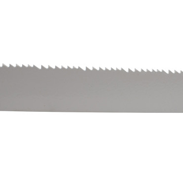 "Picture of MK MORSE MASTER COBALT HYBRID RECIPROCATING BLADE |  BI-METAL W/COBALT | 12"" X 3/4"" X .050"" 8/12TPI 