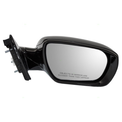 Drivers Side View Power Mirror Heated Assembly for 13-16 Hyundai Santa Fe Sport