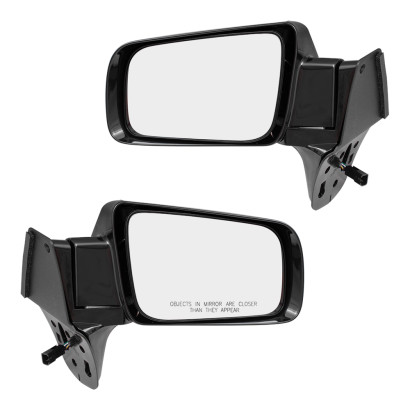 For 1990-1991 Chevrolet Blazer Mirror Right Dorman 16225ZS Door Mirror Power