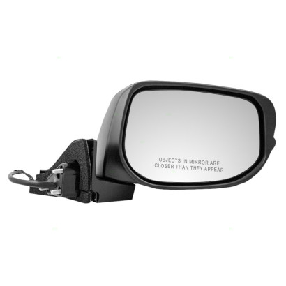AutoShack KAPFO1321266 Power Heated Passengers Side Mirror