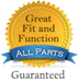 Great Fit Great Function