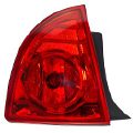 2007 GMC SIERRA Tail Lights