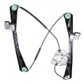 Picture of 00-02 LINCOLN LS POWER WINDOW REGULATOR W/O MOTOR FRONT RH 00-02 JAGUAR S TYPE THRU VIN M45254