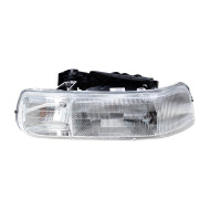 Chevrolet Pickup Truck SUV New Drivers CAPA-Certified Headlight Headlamp Lens Housing Assembly DOT