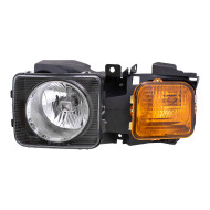 Picture of 06-10 Hummer H3 09 H3T New Drivers Headlight Headlamp Lens Housing Assembly DOT
