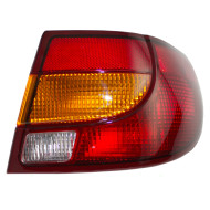 Picture of 00-02 Saturn S-Series New Passengers Taillight Taillamp Lens Housing Assembly DOT