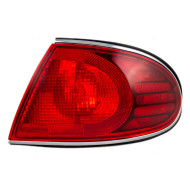 00 Buick LeSabre New Passengers Taillight Taillamp Lens Housing Assembly Dot Aftermarket Replacement