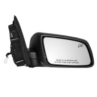 11-13 Chevrolet Caprice PPV New Pair Set Power Side View Mirror Glass Housing Heated