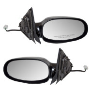 Picture of 00-05 Saturn L Series New Pair Set Power Side View Mirror Glass Housing Assembly