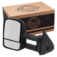 Cadillac Chevrolet GMC SUV Pickup Truck New Drivers Manual Telescopic Tow Performance Upgrade Mirror Glass Housing