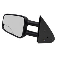 Cadillac Chevrolet GMC SUV Pickup Truck New Drivers Manual Telescopic Tow Side Mirror Glass Housing with Spotter Glass